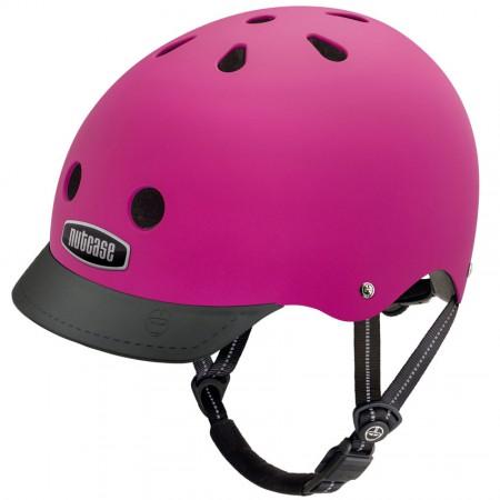 Nutcase Helm GEN3 Fuchsia Matte