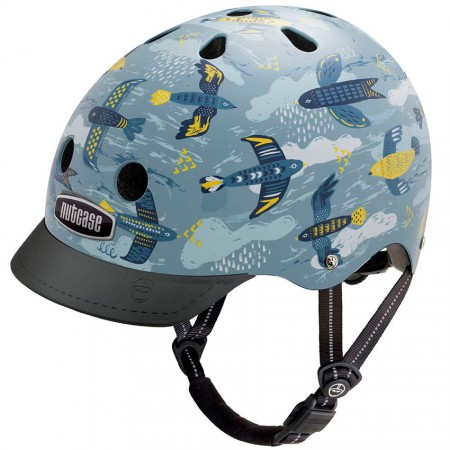 Nutcase Helm GEN3 Feathered Friends S 52-56 cm
