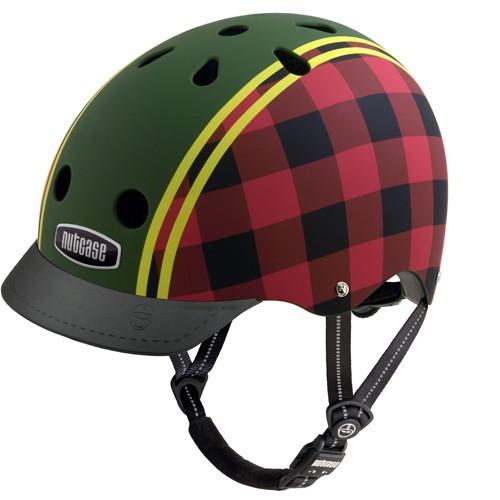 Nutcase Helm GEN3 Lumber Jack Größe S S 52-56 cm