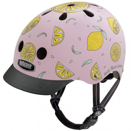 Nutcase Helm GEN3 Pink Lemonade