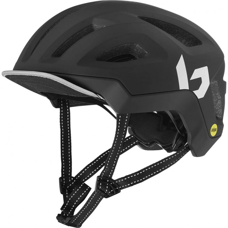 Bollé React MIPS Helm, black matte