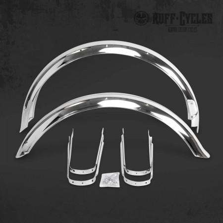 Schutzblechset Ruff Fenders 26´ chrom