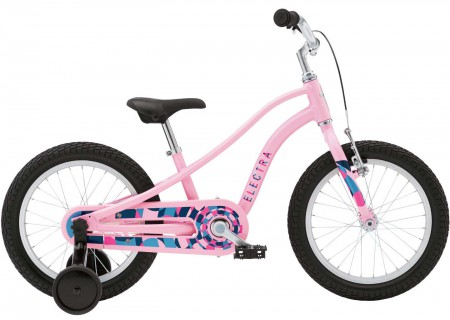 "Electra Kinderrad Sprocket 1 16"" girls, bubblegum pink"