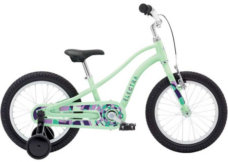 "Electra Kinderrad Sprocket 1 16"" girls, seafoam"
