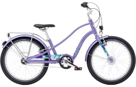 "Electra Kinderrad Sprocket 3i 20"" girls, la la lavender"
