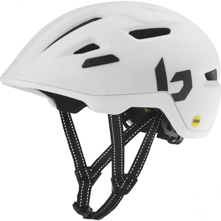 Bollé Stance MIPS Helm, matte white