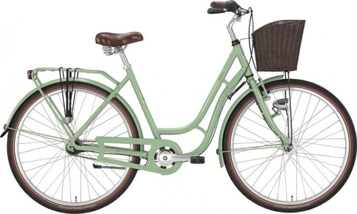 Excelsior Swan-Retro Alu 7-Gang Leerlauf, pale green 48 cm