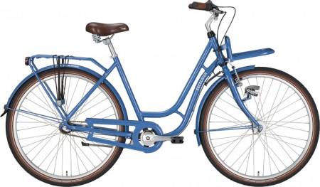 Excelsior Swan Retro + FT Alu 7-Gang, distant blue