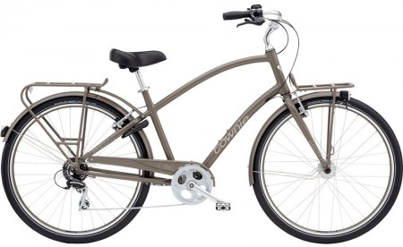 Electra Townie Commute 8D men´s, thunder grey
