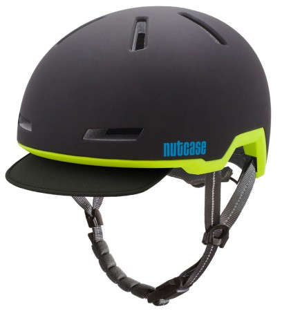 Nutcase Helm TRACER Eclipse Black (Matte)