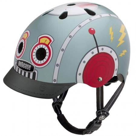 Nutcase Helm GEN3 Tin Robot