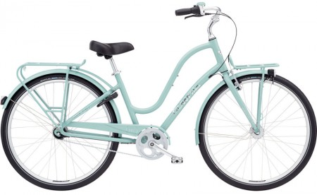 Electra Townie Commute 7i ladies, mineral blue