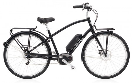 Electra Townie Commute Go! 8i mens, black