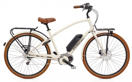 Electra Townie Commute Go! 8i mens, stone grey