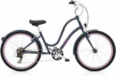 Electra Townie Original 21D seal grey ladies'
