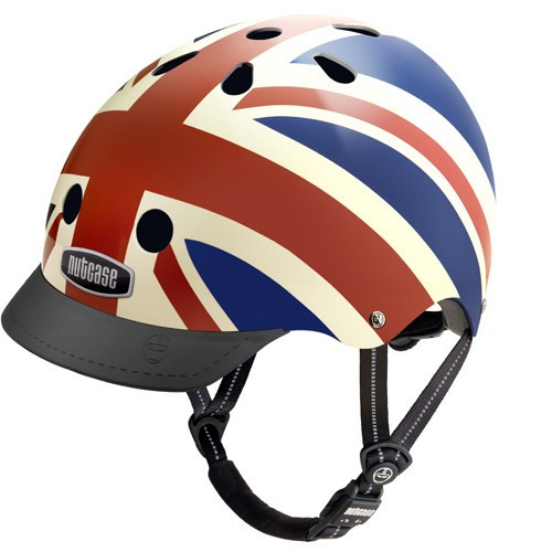 Nutcase Helm GEN3 Union Jack