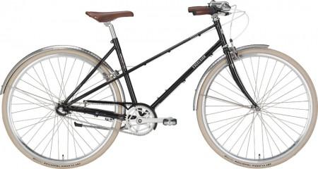 Excelsior Vintage Damenrad 3-Gang, black