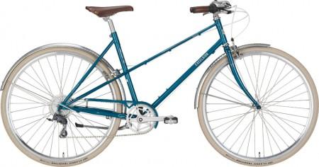 Excelsior Vintage D Damenrad 8-Gang tahiti turquoise