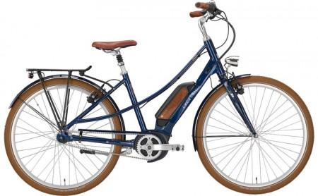 Excelsior Vintage E navy blue
