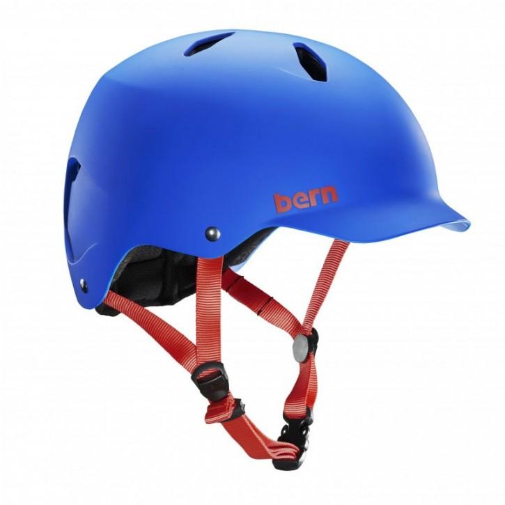 Bern Helm Bandito, mattblau
