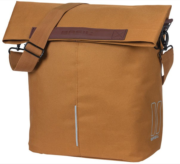 Basil Tasche City Shopper, camel brown