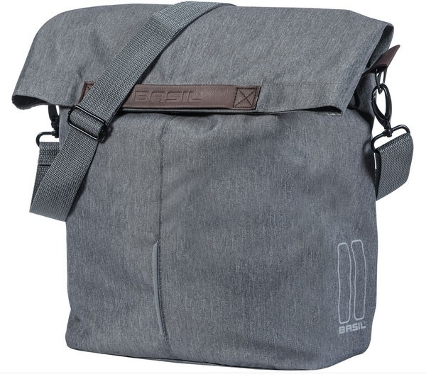 Basil Tasche City Shopper, grey mele