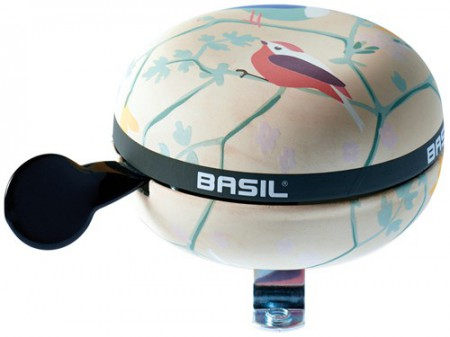 Basil Klingel Big Bell Wanderlust ivory