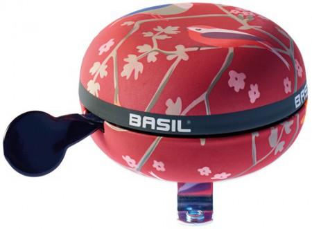 Basil Klingel Big Bell Wanderlust vintage red
