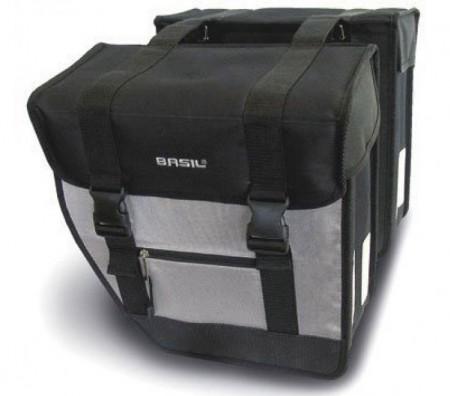 Basil Tour XL Double Bag