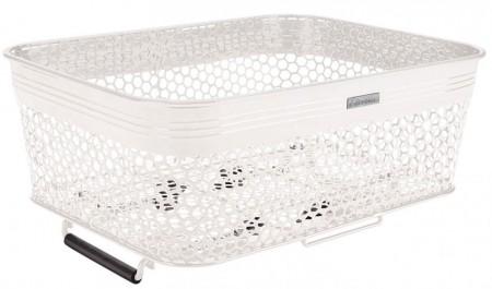 Electra Linear QR Low Profile Basket white