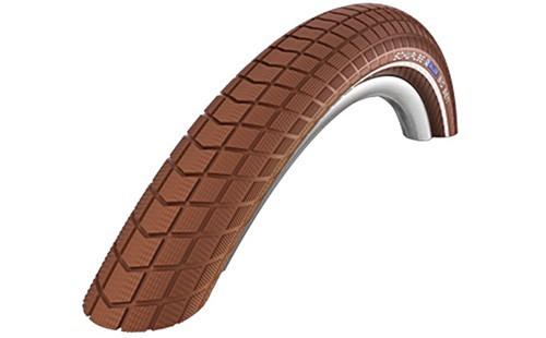 Schwalbe Reifen Big Ben 26x2.15 brown-reflex