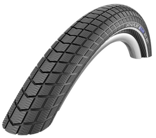 Schwalbe Reifen Big Ben Race Guard 26x2.15 black-reflex