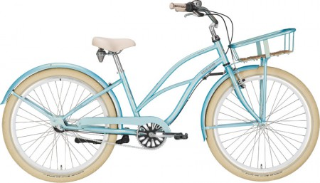 Excelsior Chillax Lady Cruiser, glacier blue