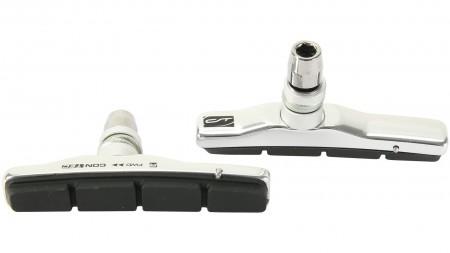 Bremsschuhe für V-Bremsen V-Stop silver, Contec