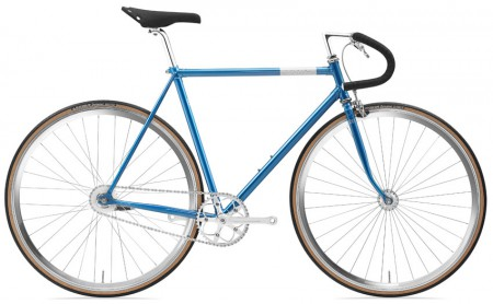 Creme Vinyl Doppio 2-Speed cosmic blue