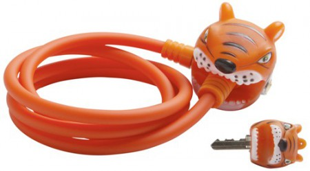 Kabelschloss Crazy Safety Tiger