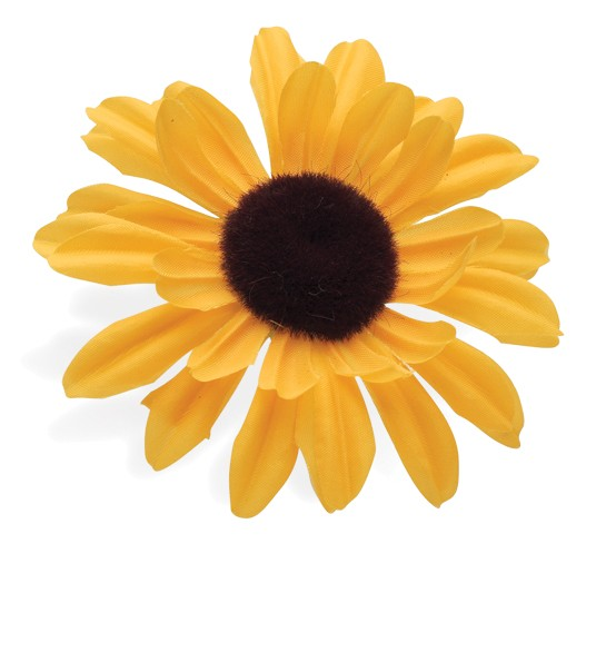Handlebar Flower Yellow Sunflower