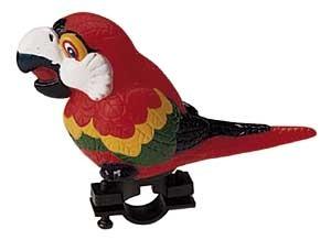 Figurenhupe Papagei