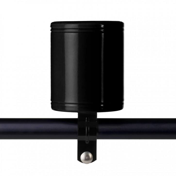 Kroozie Stainless Cupholder Getränkehalter Gloss Black