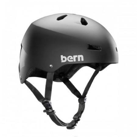 Bern Macon matte black