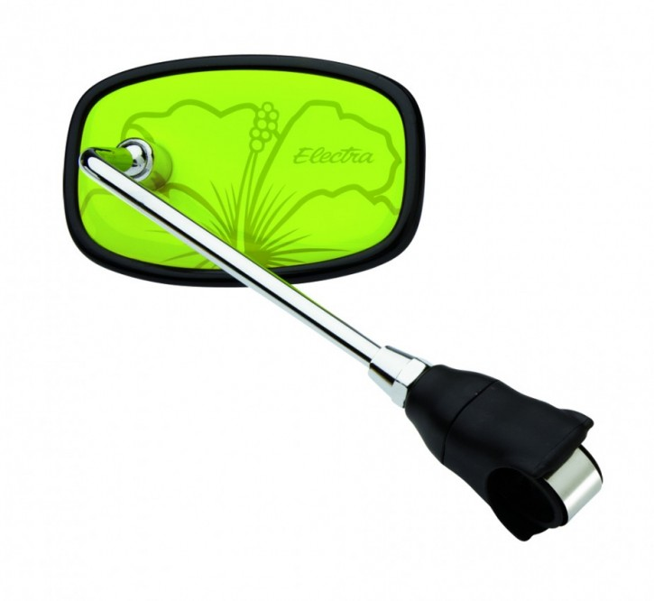 Handlebar Mirror Hawaii green