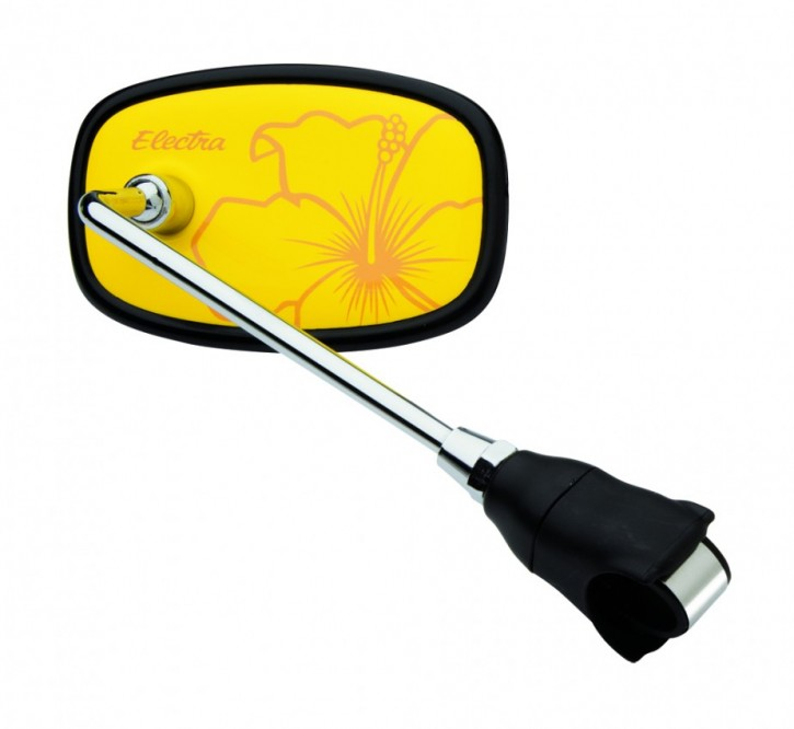 Handlebar Mirror Hawaii yellow