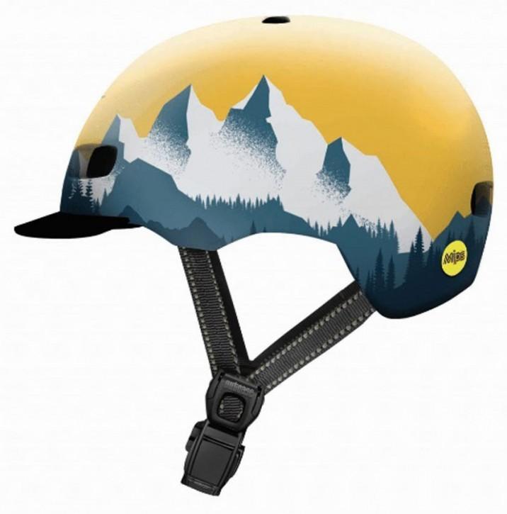 Nutcase Street MIPS Helm, Everest