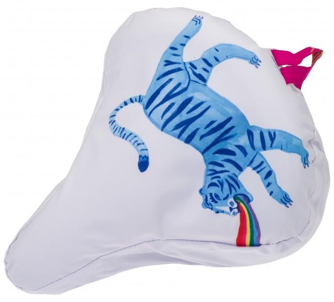 Sattelbezug Liix Rainbow Tiger