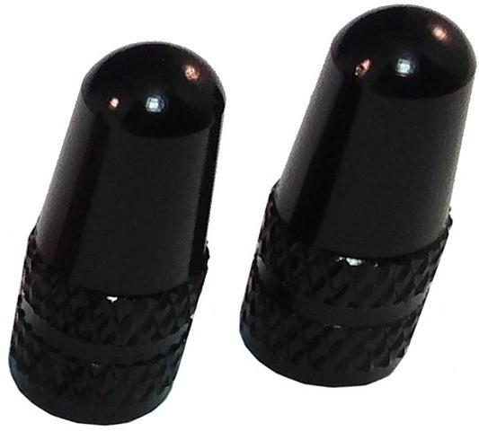 Valve Caps Sclaverand, schwarz