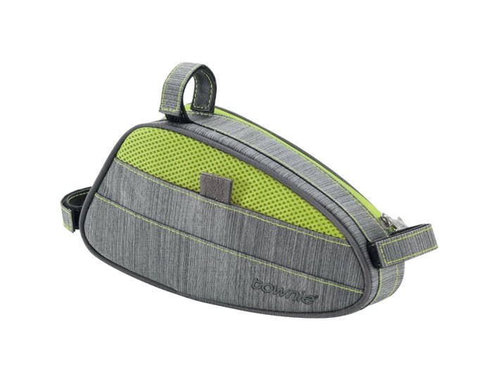 Townie Frame Bag Men´s, grey