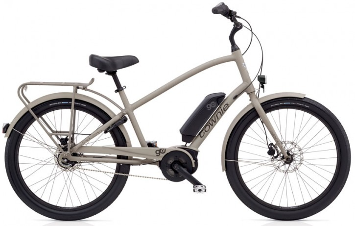 Electra Townie Go! 8i step-over clay
