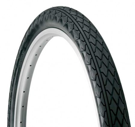 Electra Reifen Vintage Diamond Tire, Black, 26x2.35""