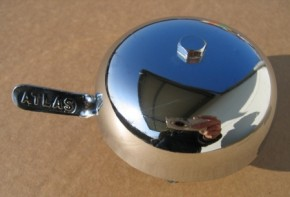 Klingel Chrome Bell, Atlas