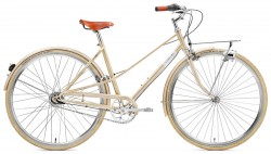 Creme Caferacer Ladies Doppio 7 Speed champagne